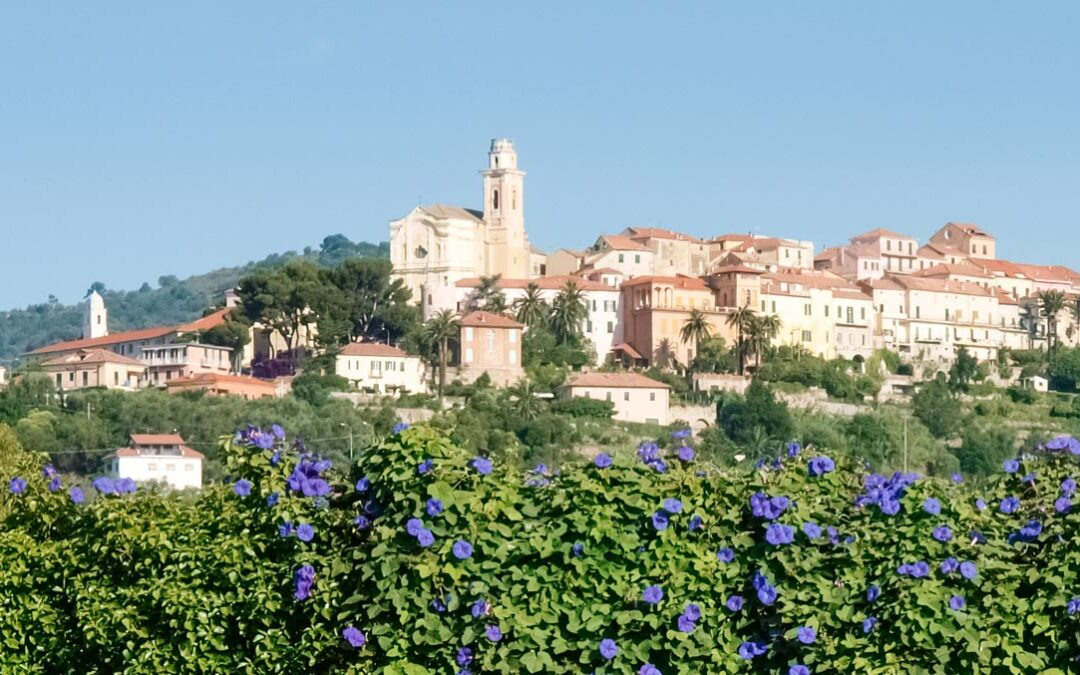 Diano Castello: one of the most beautiful villages in Italy